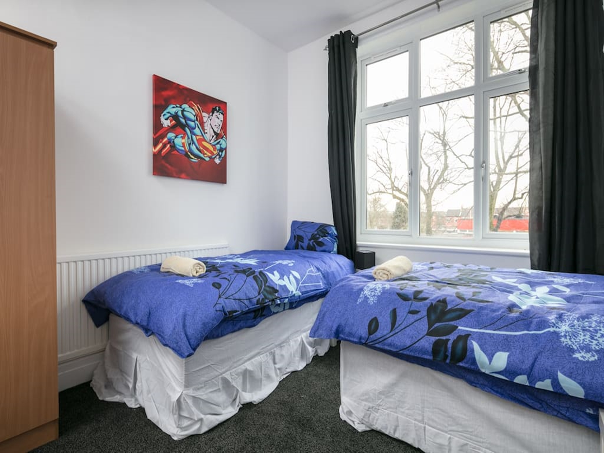 Park Drive Townhouse (PD) - Manchester Serviced Apartment