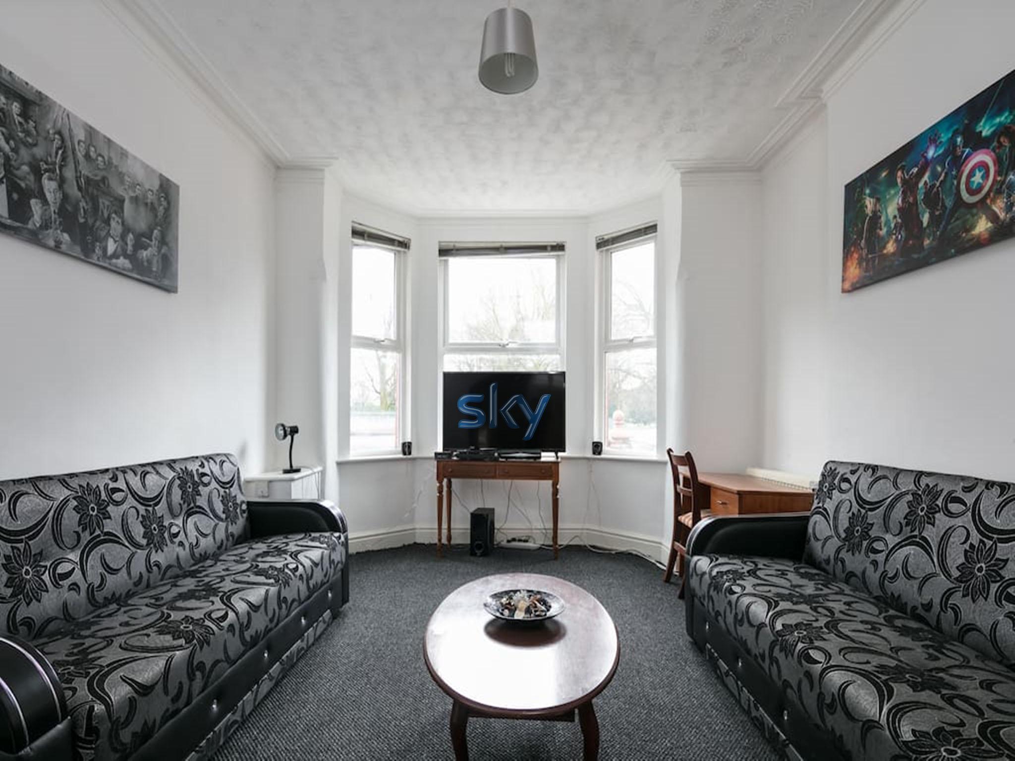 Princess Townhouse (P) - Manchester Serviced Apartment